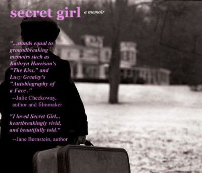 The Secret Girl, by Molly Bruce Jacobs