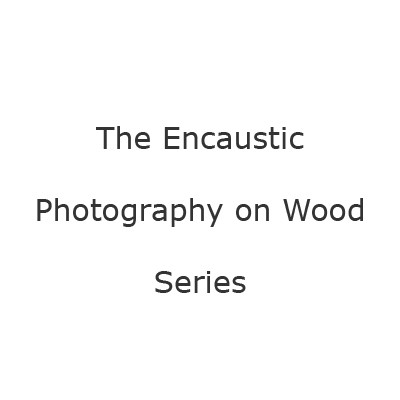 The Encaustic Photograph on Wood Series
