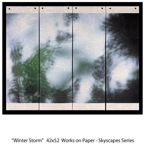 Winter Storm 42x52