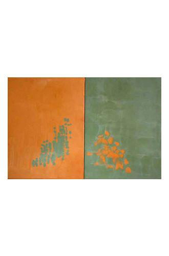 Tangerine Dreams 18x24