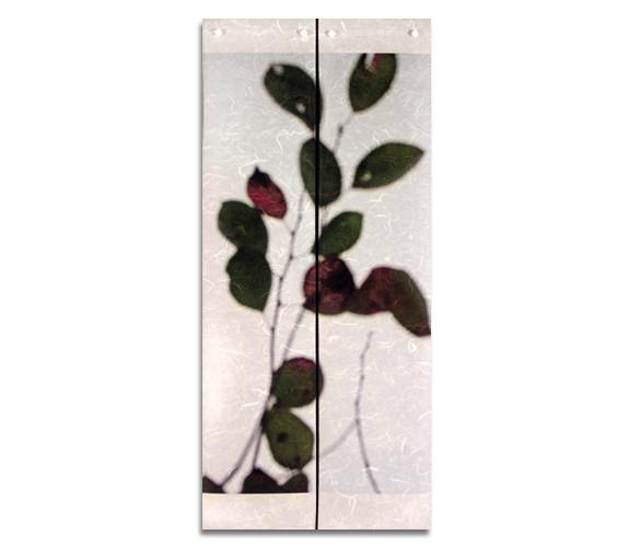 Last Leaves 42x19