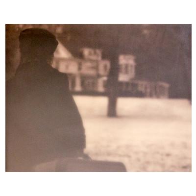 Secret Girl framed  17x18