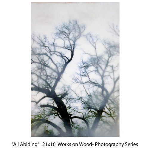 All Abiding framed  21x16